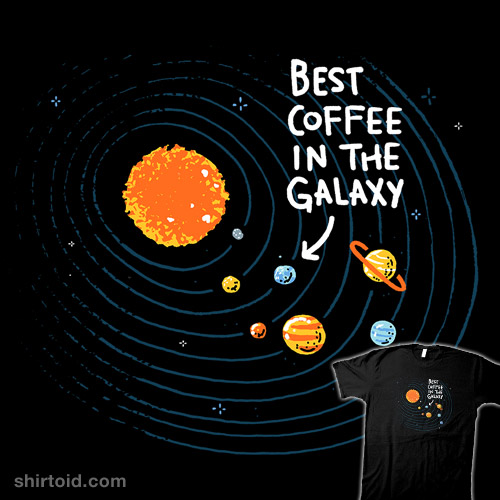 Best Coffee in the Galaxy