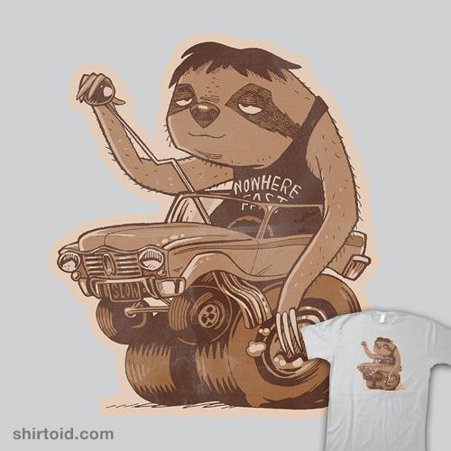 Big Daddy Sloth
