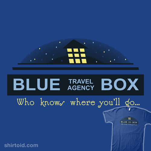 Blue Box Travel Agency