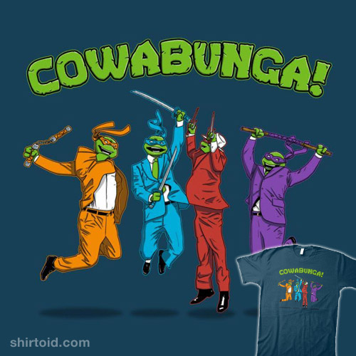 Cowabunga!