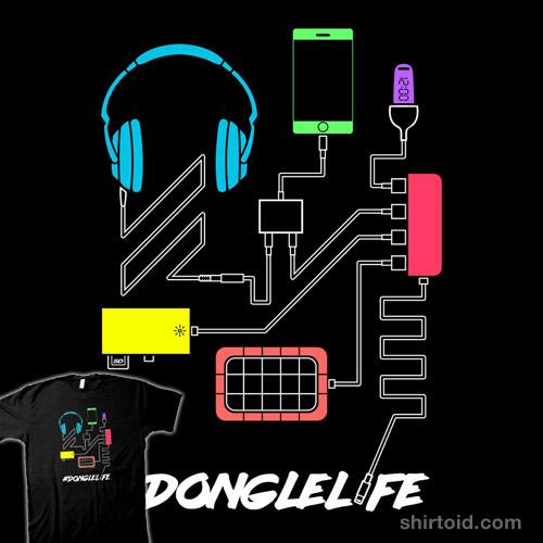 #Donglelife