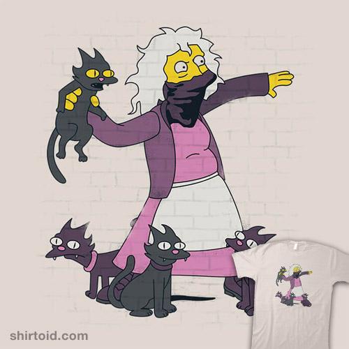 Eleanor, Cat Thrower