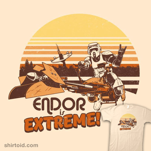 Endor is Extreme