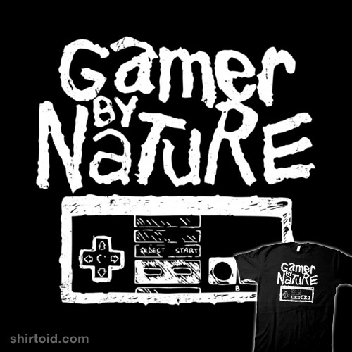Gamer by Nature