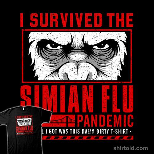 I Survived the Simian Flu
