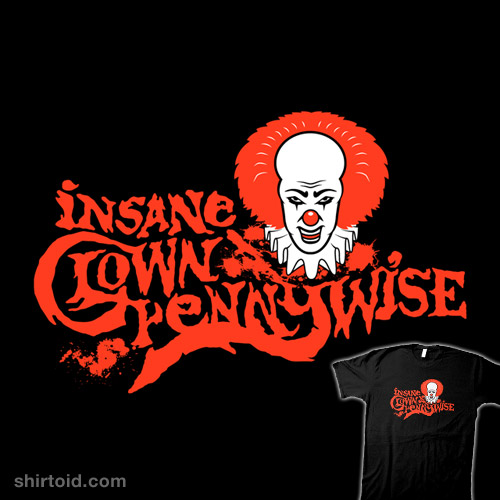 Insane Clown Pennywise