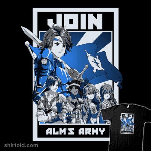 Join Alms Army