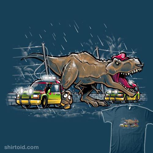 Jurassic Odyssey