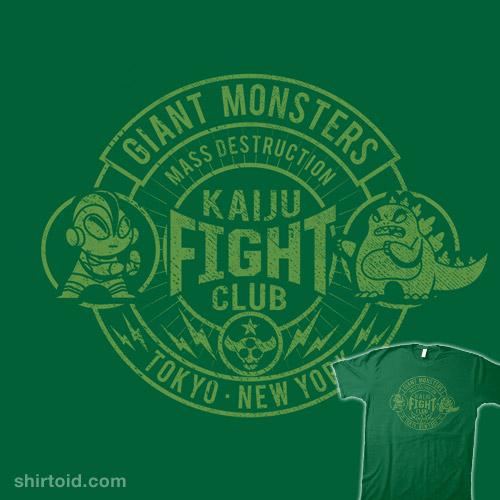 Kaiju Fight Club