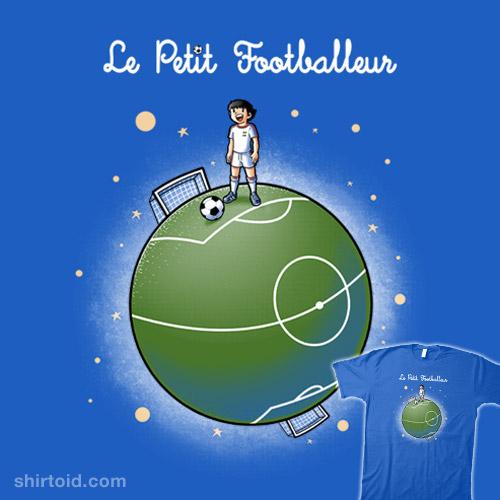 Le Petit Footballeur Shirtoid