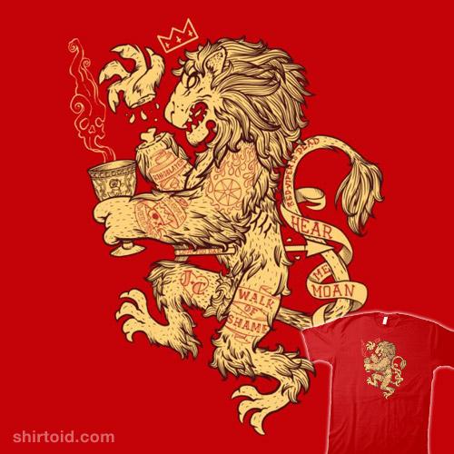 Lion Spoiler Crest