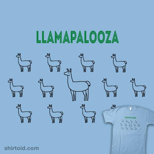 Llamapalooza!