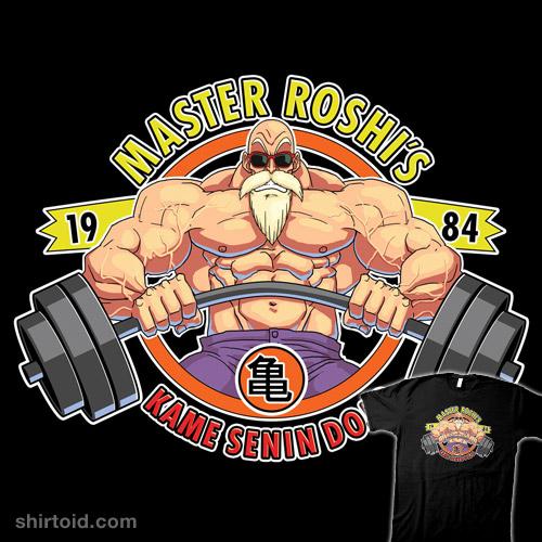 Master Roshi's Kame Senin Dojo