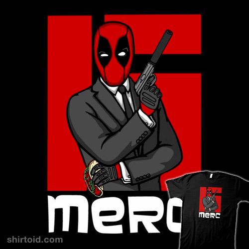 Merc Archer