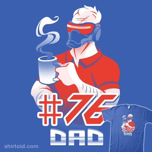 Number 76 Dad