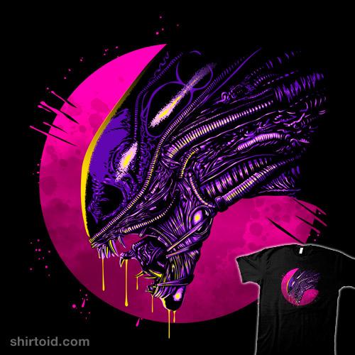 Psychedelic Alien
