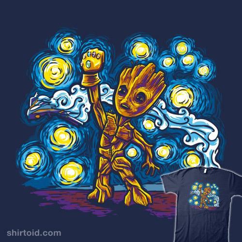 Starry Groot