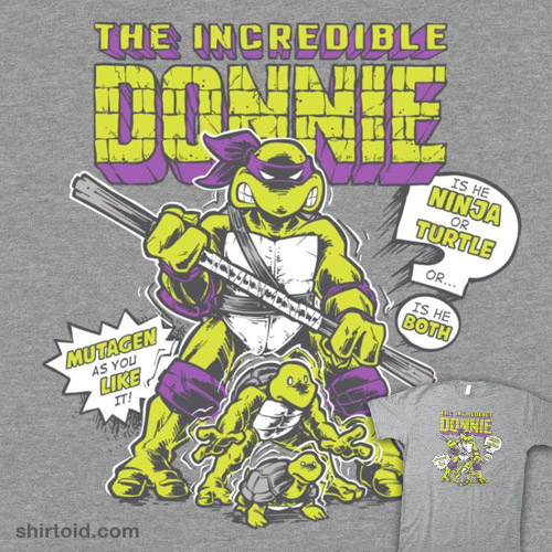 The Incredible Donnie