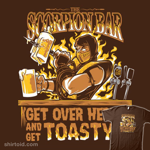 The Scorpion Bar