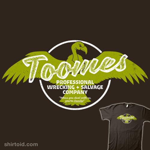 Toomes Wrecking