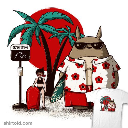 Totoro beach