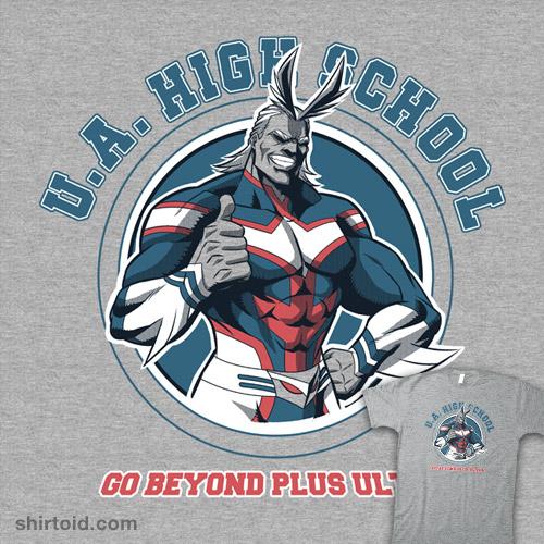U.A. High School