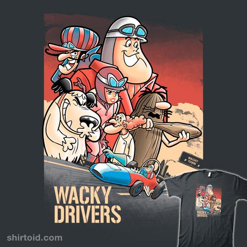 Wacky Drivers