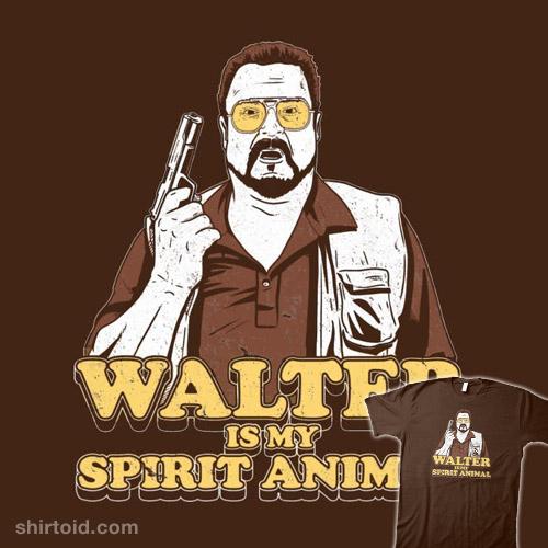 Walter is my Spirit Animal