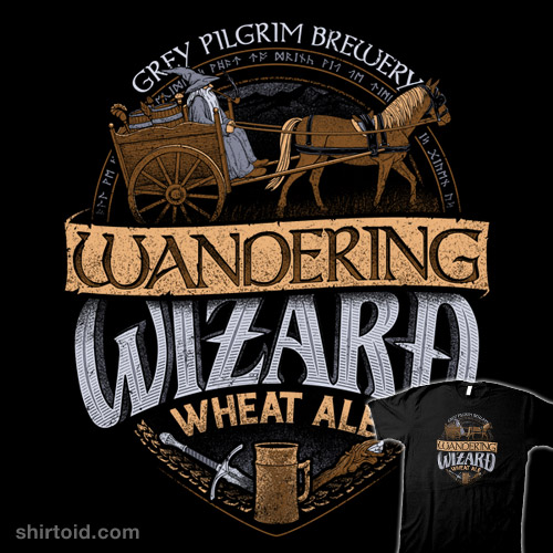 Wandering Wizard Wheat Ale