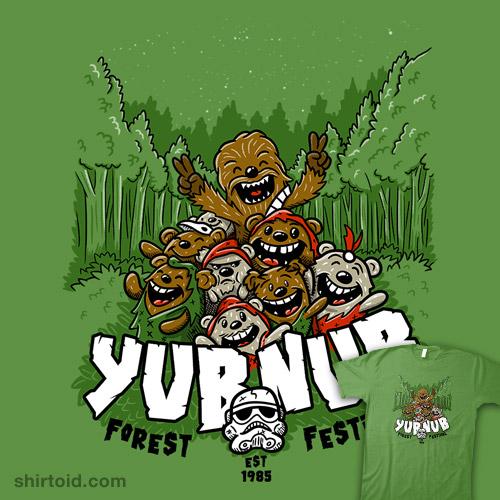 Yub Nub – Forest Festival