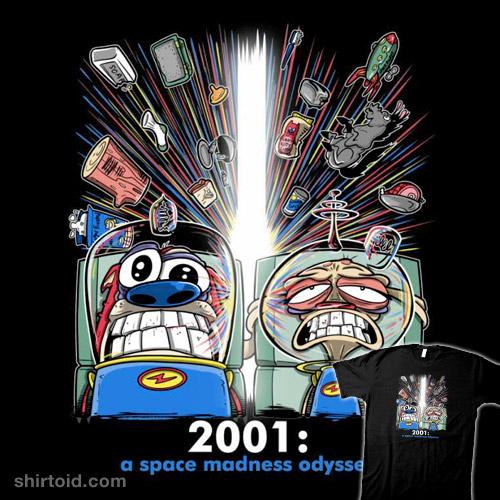 2001: A Space Madness Odyssey