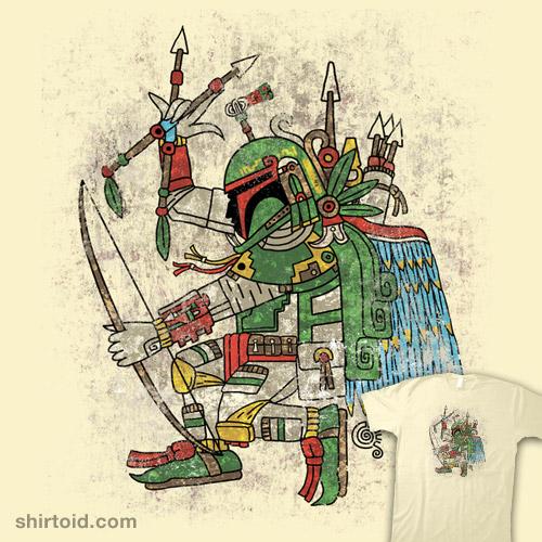 Aztec Bounty Hunter