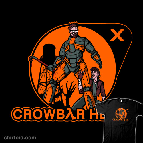 Crowbar Hero