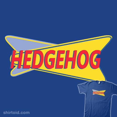 Hedgehog Drive-Through
