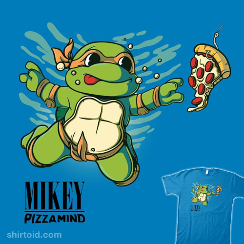MIKEY – Pizzamind