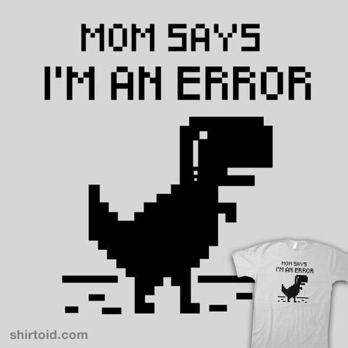 Mom says…