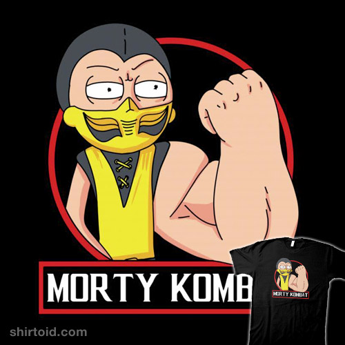 Morty Kombat