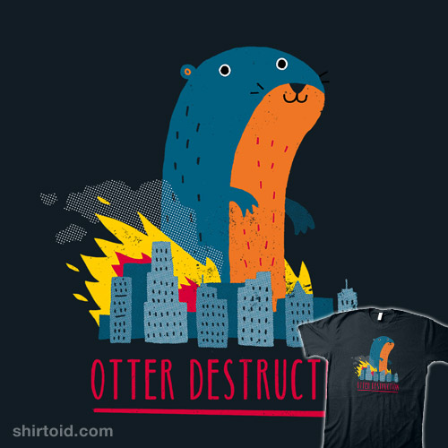 Otter Destruction