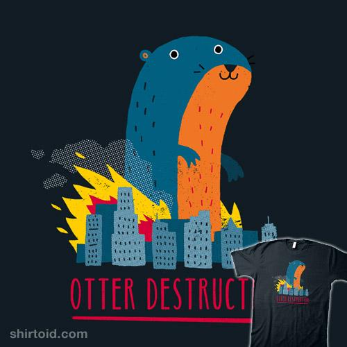 Otter Destruction