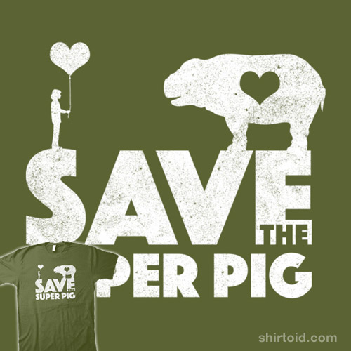 Save The Super Pig