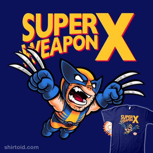 Super Weapon X