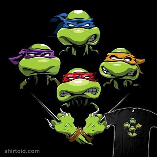 Turtle Rhapsody