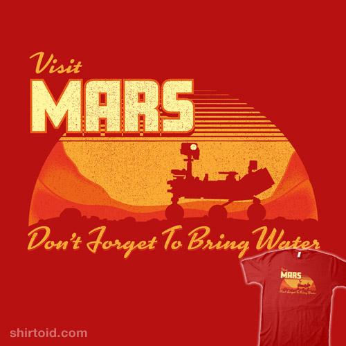 Vintage Mars Tours