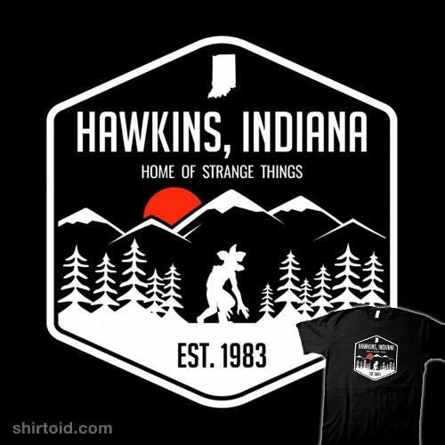 Visit Hawkins!