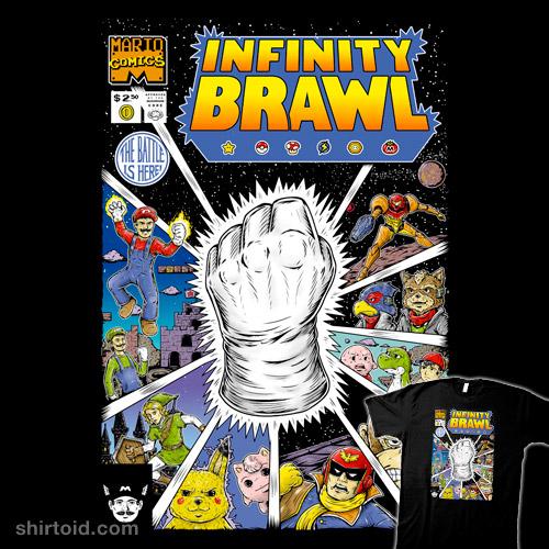 INFINITY BRAWL