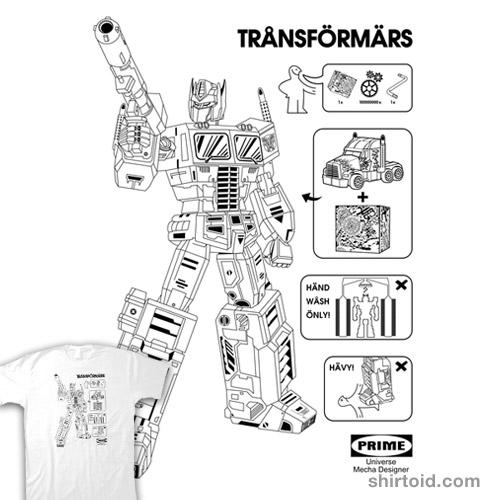Transförmärs