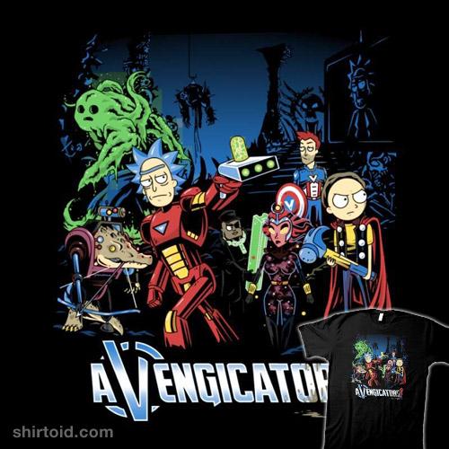 Avengicators