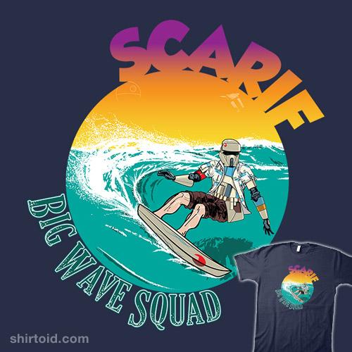 Big Wave Surf Squad