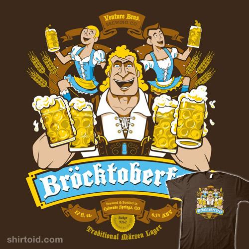 Brocktoberfest