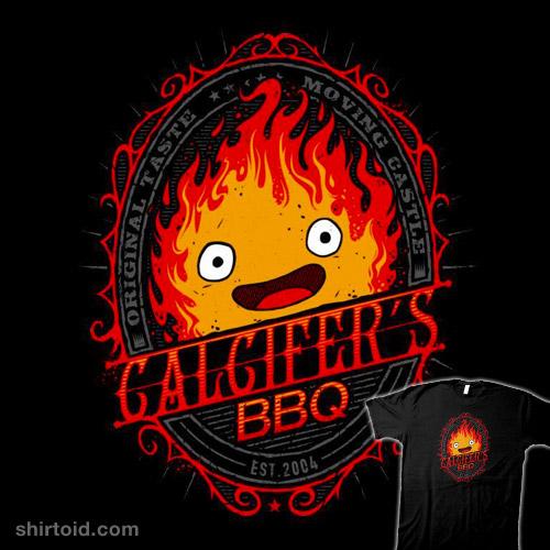 Calcifer's BBQ